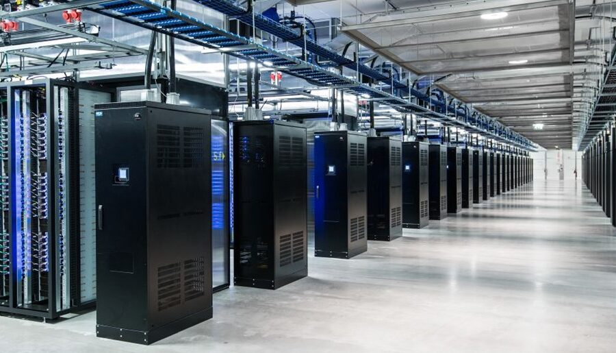 The effects of datacenters (web hosting servers) on the environment